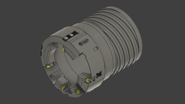 CYCLONE Drill
