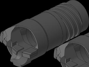 Brazed Drill