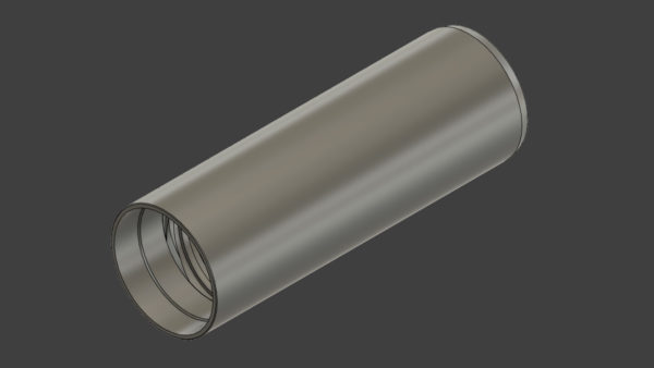 DTS Outer Tube